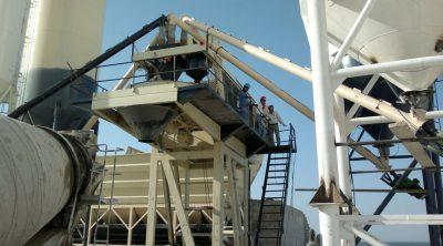 Batching Plant Linerbin TM 2000/3000 F120 C