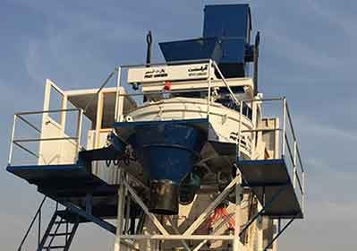 Batching Plant Dragline PM 500/750 D2